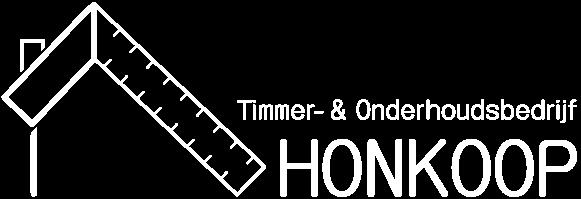 Timmer- en Onderhoudsbedrijf Honkoop